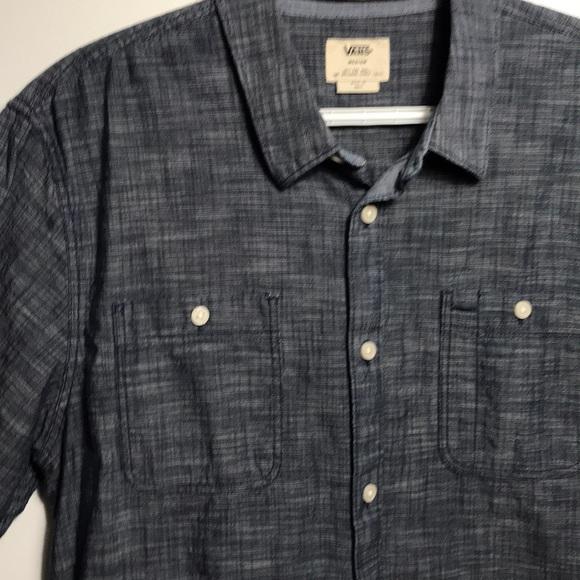 Vans Other - Vans denim shirt